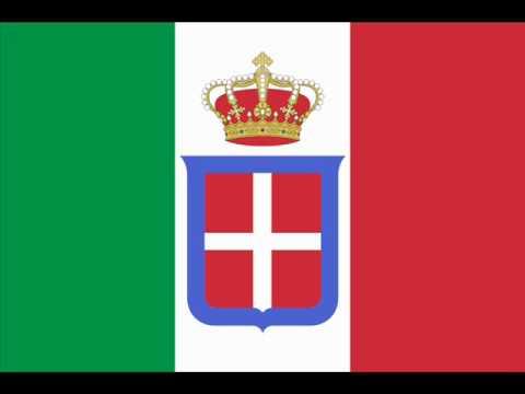 NATIONAL ANTHEM OF KINGDOM OF ITALY (1861 - 1946)