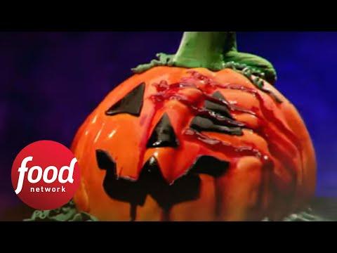 Halloween Baking   Premieres September 24 at 9 8c   Halloween Wars   Food Network