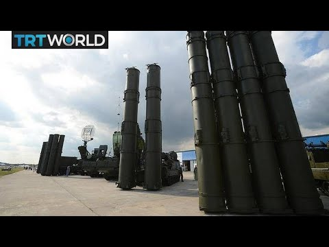 Turkey: Russian S-400 missile hardware arrives