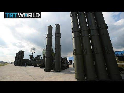 Turkey: Russian S-400