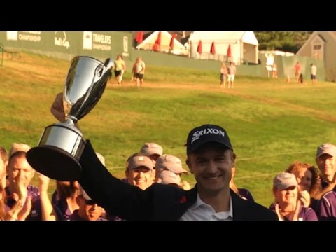 Highlights | Russell Knox wins in dramatic fashion at Travelers ...