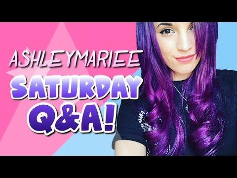 Q&A Saturday #2 'CREEPY FAN EXPERIENCE?!'