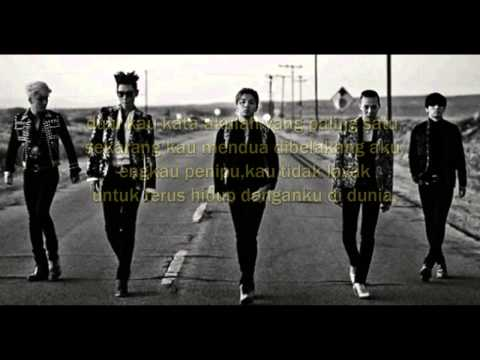 BIGBANG-LOSER (Malay Version by Danial Azim)