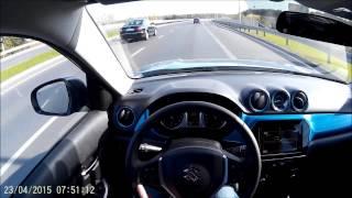 Test Drive Suzuki Vitara 1.6 VVT 4WD Premium 2015r