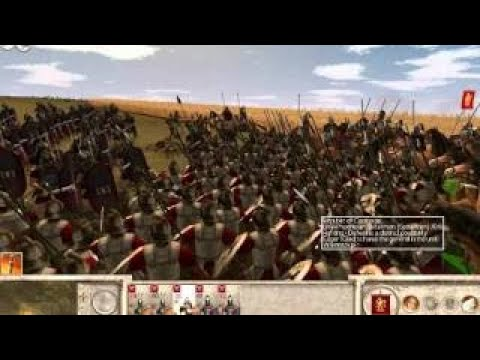 Rome Total Realism Republic of Rome Campaign Part 17