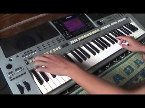 Karaoke Selamat Malam Evie Tamala Organ Tunggal tanpa Vokal