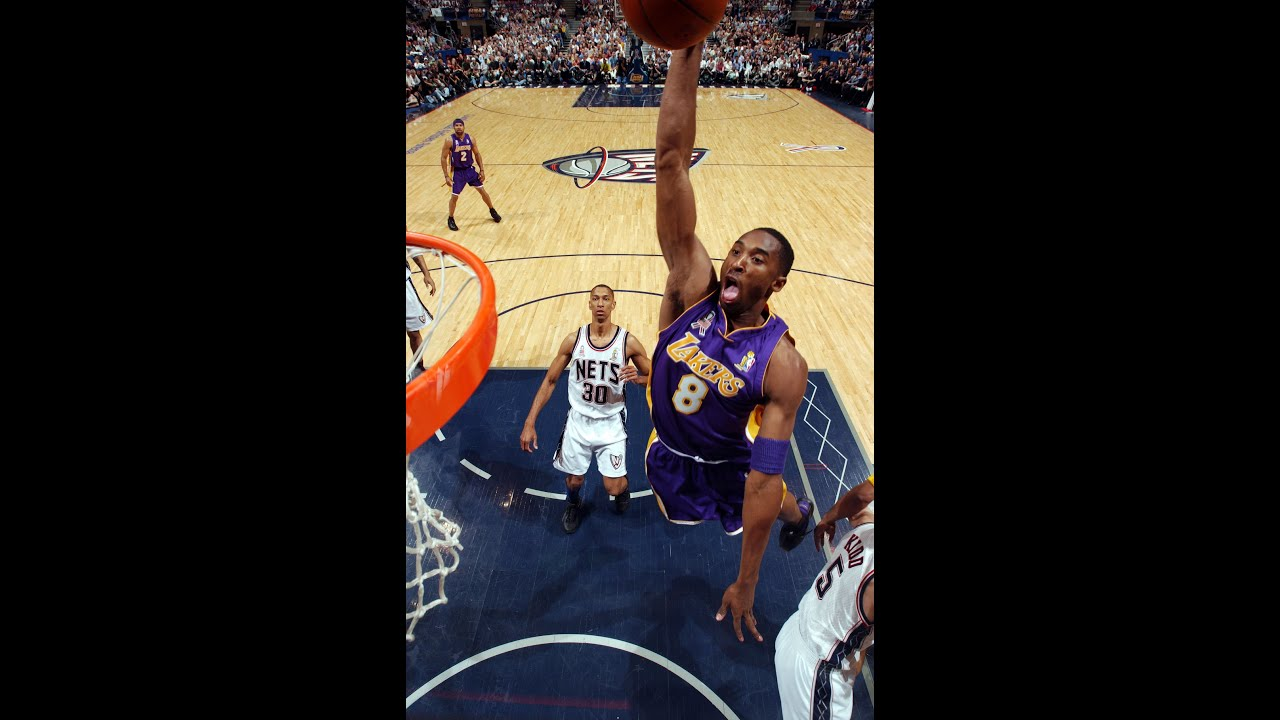Kobe Bryant's Top 10 Plays of 2002-2003 NBA Season