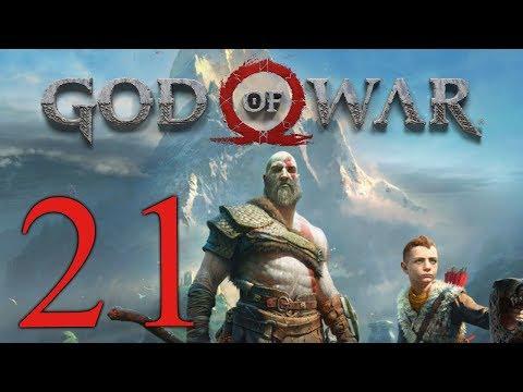 God of War (2018) playthrough pt21 - A Spirit's Demand For Revenge