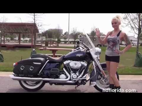 Used 2012 Harley Davidson Road King Classic for sale in Wisconsin