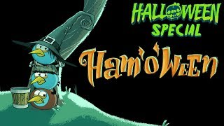 Repeat youtube video Angry Birds Seasons Ham'O'Ween