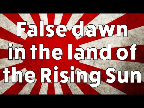 Japan's Renewables - False dawn in the land of the rising sun?