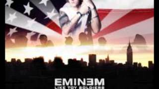 Eminem - Like toy soldiers instrumental REMAKE