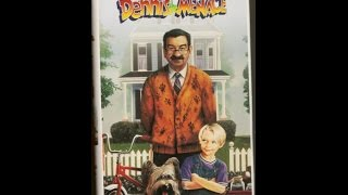 Opening To Dennis The Menace 1993 VHS