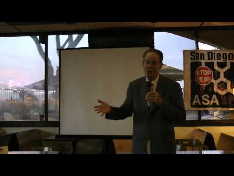 Dr. Atkinson - UCSD - Center for Medicinal Cannabis Research (CMCR) Studies Presentation - 2 of 2