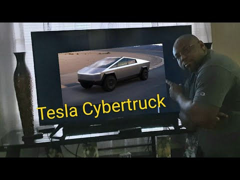 Tesla Cybertruck a quick review from Charger17