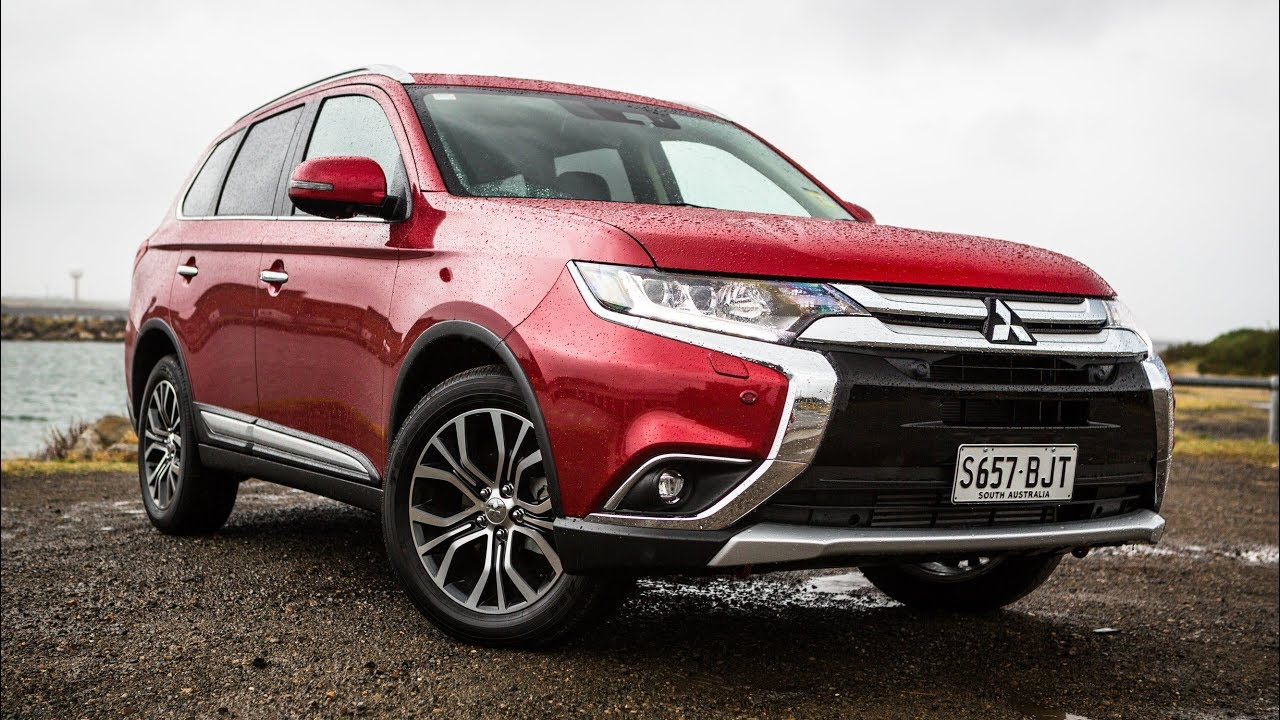 2017 new mitsubishi outlander exceed exterior and - Mitsubishi outlander 2017 interior ...