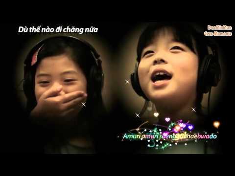 [Kara+Vietsub] The Triplets Song - Sin Jae Yeon & Kim Tae Hee