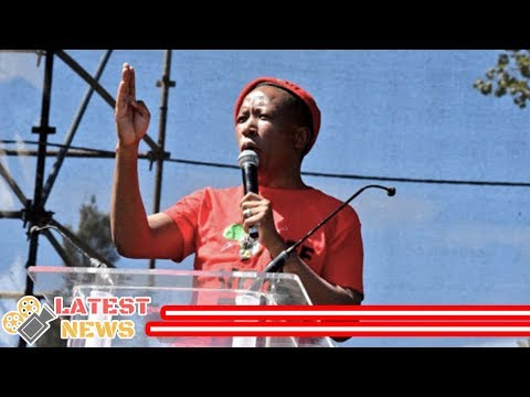 MALEMA: SHARPEVILLE RESIDENTS ONLY SEE ANC ON HUMAN RIGHTS DAY