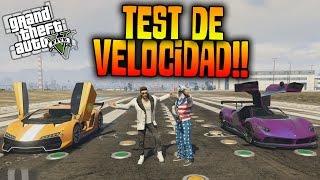 GTA 5 | TEST DE VELOCIDAD EPICO!!! OSIRIS VS ZENTORNO!! QUIEN GANARÁ!!! GTA V | XxStratusxX