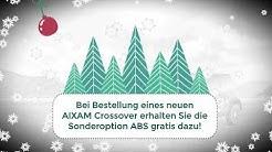 AIXAM Mopedautos - Leichtmobile - Weihnachtsaktionen 2019