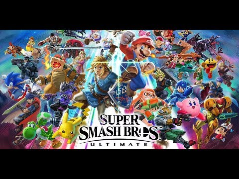 🔴 Super Smash Bros. Ultimate - Unlocking Characters and Battle Arenas!! | TheYellowKazoo