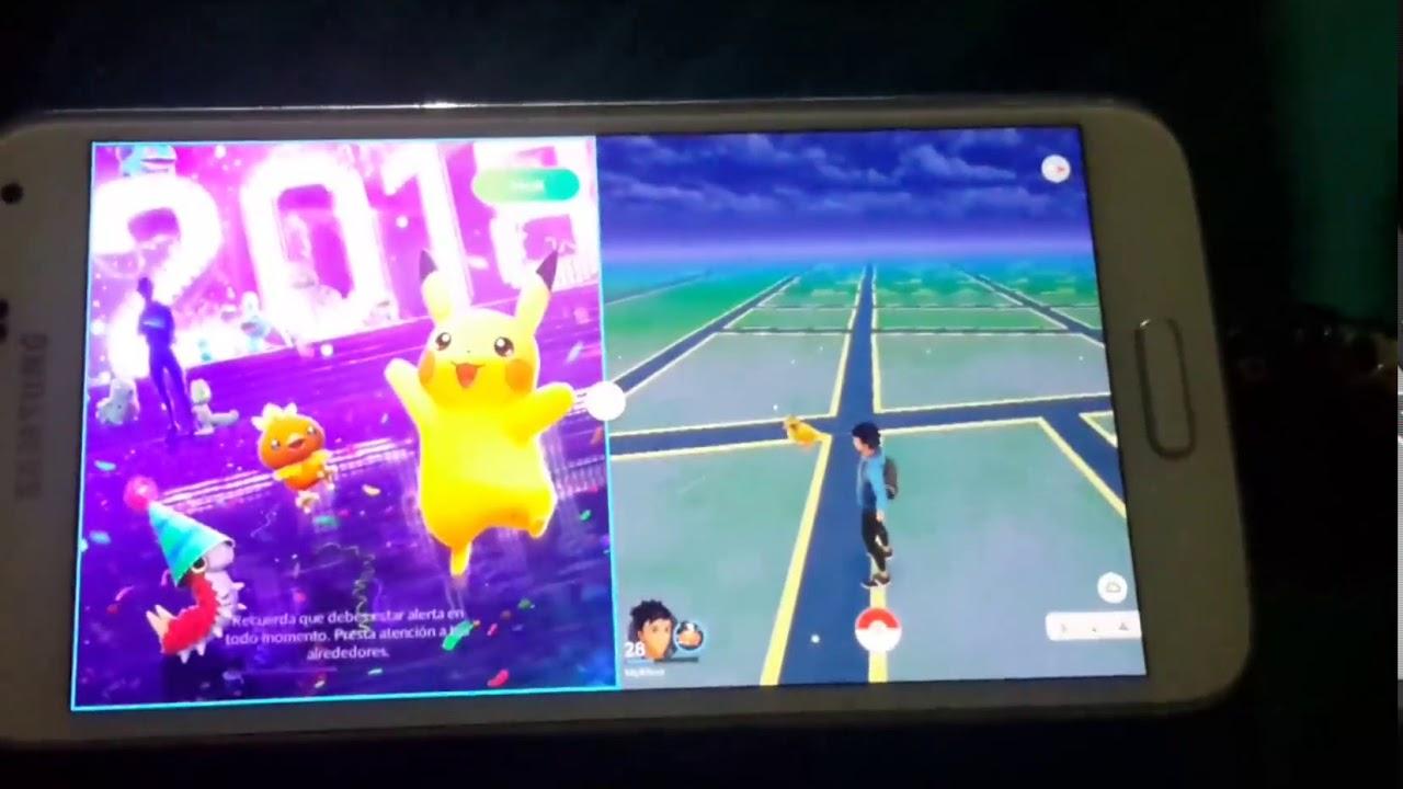 Parallel Space, Aún funciona? Jugar Pokemon Go con 2 cuentas a la vez en un  mismo celular Android 5