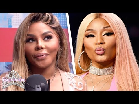 Lil Kim ends beef with Nicki MInaj I wish her the best  History of feud