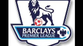 Official Song for the Barclays Premier League