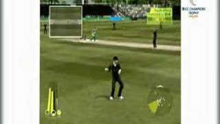 Brian Lara International Cricket Ps2 Trailer.