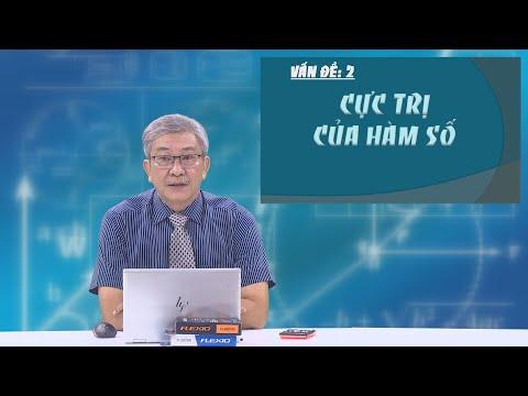 Ôn thi THPT quốc gia 2021 - Môn Toán: Chuyên đề 2 - Cực trị của hàm số