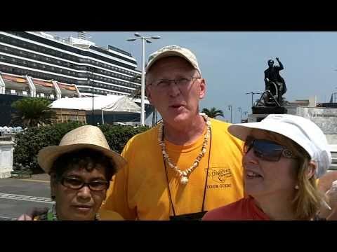 Veracruz City Tour - Allen & Wendy from Australia