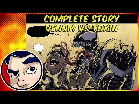 Venom Versus Toxin (Eddie Brock) - Complete Story