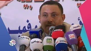 التلفزيون العربي│وزير إعلام الحوثيين المنشق عبد السلام جابر يصل إلى الرياض