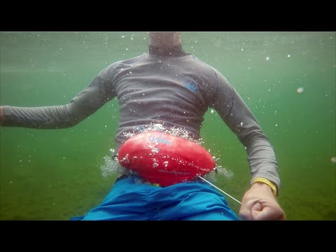 See The Glide Inflatable Waistbelt PFD In Action!