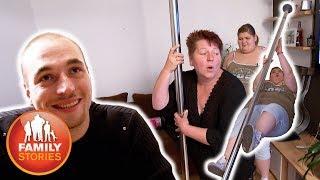 Pole Dance XXL | Krieg' endlich dein Leben in den Griff | Family Stories