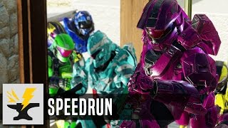 Speed Run - Halo 5 Custom Game