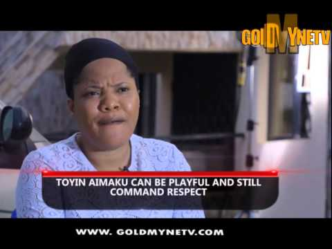 Download ACTRESS TOYIN AIMAKHU'S INTERVIEW: MY HUSBAND ACCEPTS MY PLAYFUL ATTITUDE