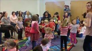 Petaluma Regional Library Toddler Storytime
