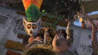 Madagascar: Escape 2 Africa (2008) - HD Trailer