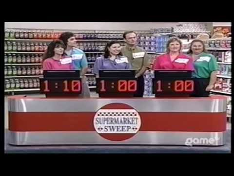 Supermarket Sweep (Canada) - Susan & Ron vs. Denise & Denes