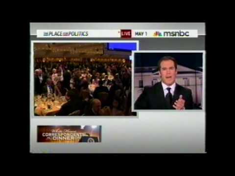 Scott Blakeman MSNBC commentary White House Corres...
