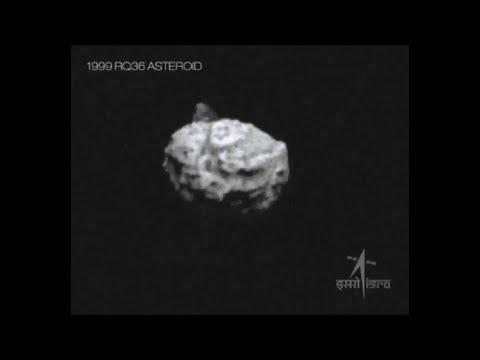 1999 RQ36 asteroid pyramid HOAX