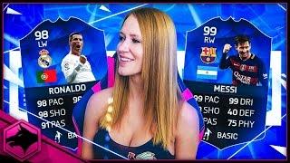 MY GREATEST DRAFT EVER!!! FIFA 16 ULTIMATE TEAM