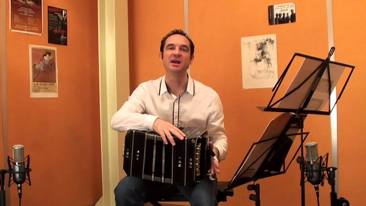 Introduction to Book 1 - Don Benito bandoneon method