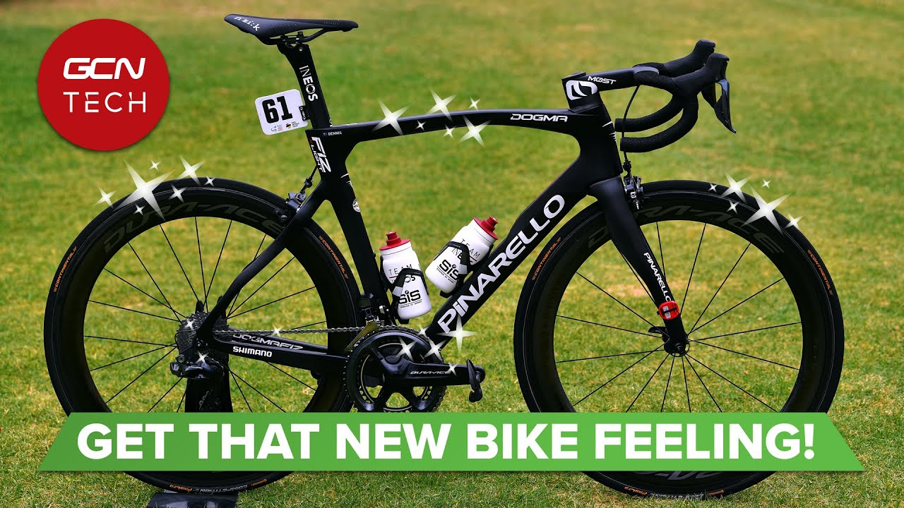 How To Get That New Bike Feeling!   GCN Tech Monday Maintanence