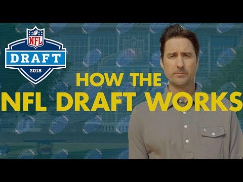 How the NFL Draft Works  NFL Network