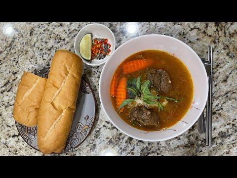 Vlog 06/06/21: Ken học cách nấu bò kho từ vợ tỉ tỉ 😆😋 ||| How to make Vietnamese beef stew