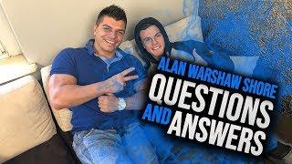Q&A ALAN O ROZTERKACH MIŁOSNYCH l MAŁA CZY DUŻA ANIA?