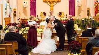 Laube Hall Wedding Reception | Denise and Joseph