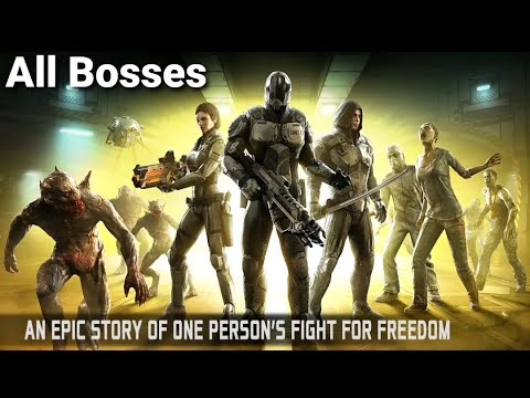Dead effect 2 All final bosses  